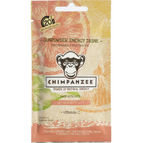 Chimpanzee Gunpowder - Nutrition sport - raison 20 x 30 g